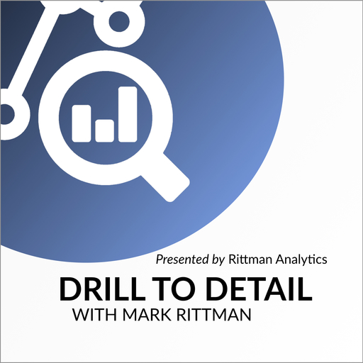 Drill To Detail podcast
