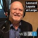 Robert P. Crease on 10 great thinkers throughout history (2/20/20) by Leonard Lopate at Large on WBAI Radio in New York